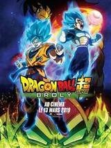 affiche dragon ball super : broly