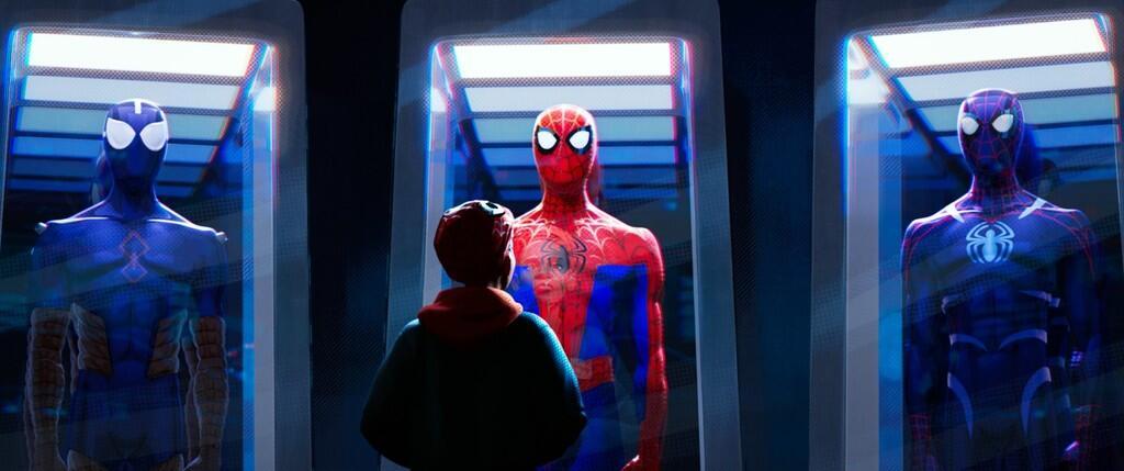 Spider Man New Generation Cinema Alencon Maville Com