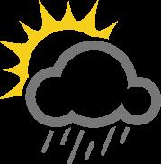 météo  rennes soirée variable avec averses jeudi 31 août