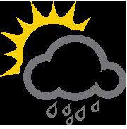 météo  rennes soirée bruines ou pluies faibles mercredi 14 mars