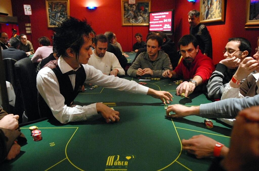 Ak in texas holdem
