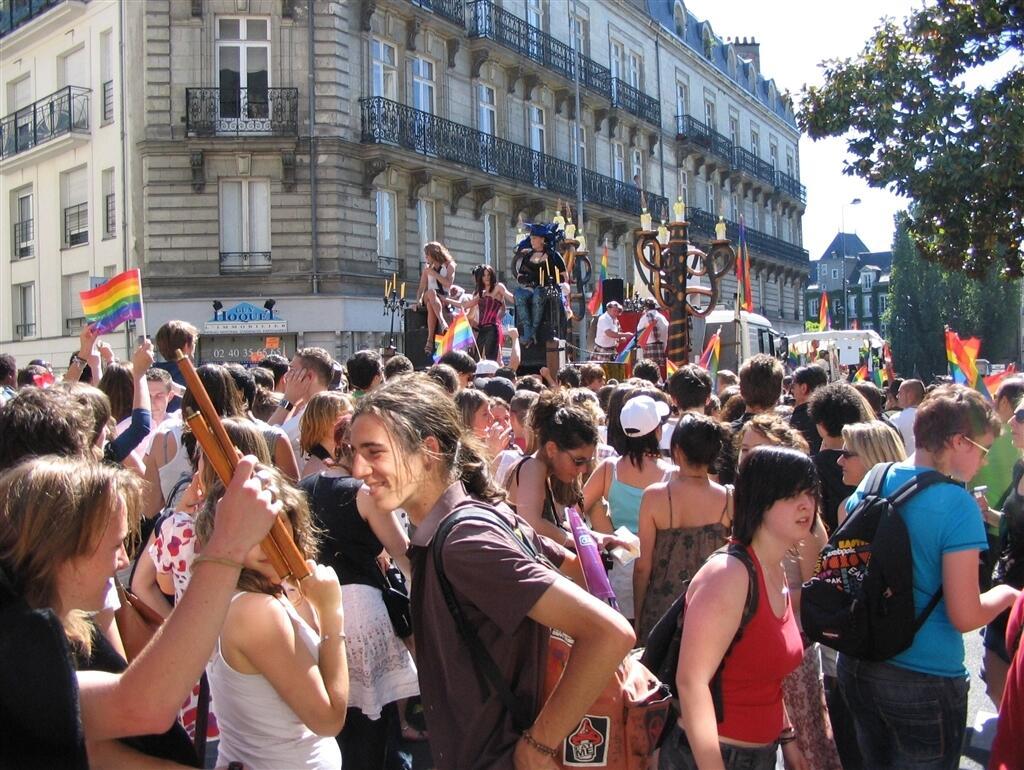 galerie rencontre gay à Nantes
