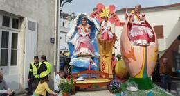 photo diaporama jeux concours carnaval de pornic
