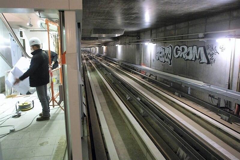 La ligne A du métro de Rennes a 10 ans : retour en images ...