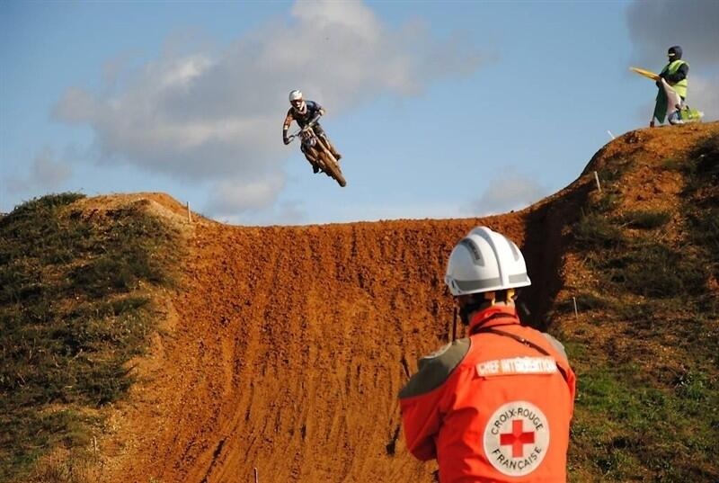 motocross chateau gontier