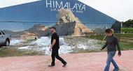 photo diaporama sorties l'himalaya � la foire de caen