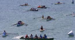 photo diaporama sport aviron de mer à saint-malo: retour en images sur le championnat d'aviron