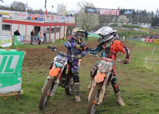 motocross romagne