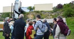 photo diaporama sport les randonnées de la paix: plus de 1000 participants pour la 5e édition