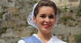 photo diaporama sorties filets bleus: première sortie officielle de la reine