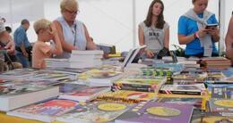 photo diaporama sorties festival du chien jaune à concarneau: c'est parti pour la 21e édition