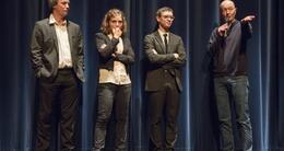 photo diaporama sorties festival du film à la roche: retour en images