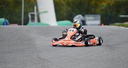 photo diaporama sport karting à aunay: c'est l'école des champions, ce week-end, dans l'orne