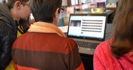 photo diaporama sorties à mayenne: la fête du cinéma d'animation en images