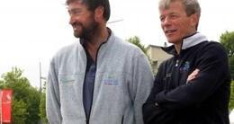 photo diaporama sport transat jacques vabre: qui sont les skippers normands ?