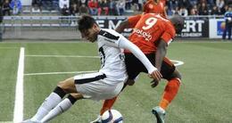 photo diaporama sport fc lorient: insolite : on refait le match fcl - stade-rennais en images