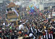 les plus belles images des carnavals dans le monde