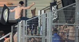 photo diaporama sport en avant de guingamp. les photos du match contre angers