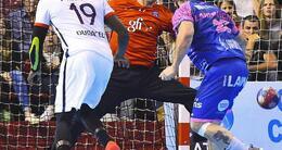 photo diaporama sport handball. les photos de cesson - psg