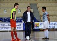 "stéphane moulin : "" le futsal, un football attractif  """