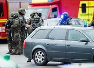 en images. une fusillade à munich fait plusieurs morts et blessés