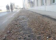 saint-malo. retour en images sur les grandes marées [photos]