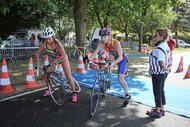 la ferté. près de 1 000 athlètes sur le week-end pour les 30 ans du triathlon