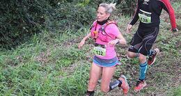 photo diaporama sport la ferté. 420 participants au trail du val d'huisne [photos]