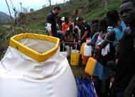 les secouristes de pica poursuivent leur mission en haïti [photos]