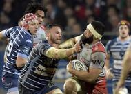 rugby. revivez le formidable exploit du rc vannes en images