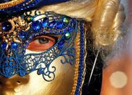 venise ouvre son carnaval haut en couleur sous le soleil [en images]