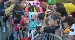 photo diaporama info [photos] retour en images sur le carnaval des écoliers de falaise