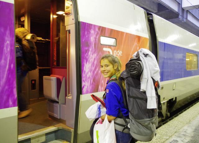 Paris - Saint-Brieuc en 2?h?13?: un trajet qu\'on n\'a pas vu passer ...