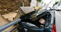 photo diaporama info déluge et orage, retour en images sur les inondations à nantes