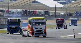 photo diaporama sport le mans. les 24 heures camions en images