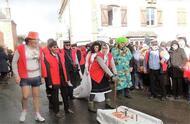 valennes. retour en images sur le carnaval