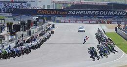 photo diaporama sport 24 heures motos. retour en images sur cette édition anniversaire