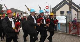 photo diaporama info lesneven. lesneu renoue avec la tradition du carnaval