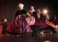 en images : l'élite de la danse bretonne en spectacle à quimper