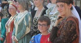 photo diaporama info répétition générale avant les fêtes historiques de vannes: les photos