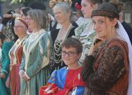répétition générale avant les fêtes historiques de vannes: les photos