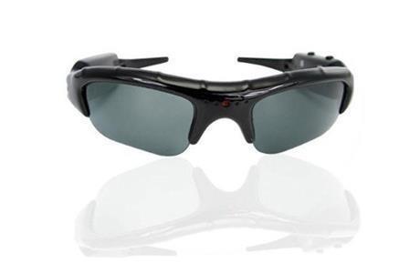 Bon plan - 66% sur les lunettes avec caméra intégrée + carte micro SD 8 GB