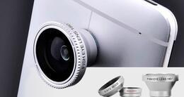 Bon plan 8,99€ 3 mini-objectifs aimantés pour smartphone