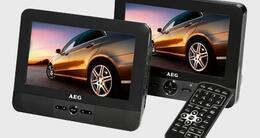 Bon plan -48% Lecteur DVD double écran pour voiture