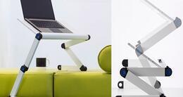 Bon plan -67% Table articulable d'ordinateur Laptray Pro Extream