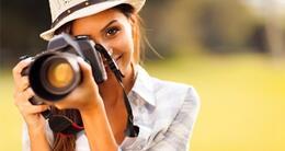 Bon plan -93% Formation certifiée de photographie en ligne
