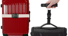 Bon plan -50% Kit voyage avec pèse-bagages numérique et sangle TSA
