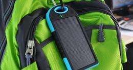 Bon plan -63% Batteries solaires portables étanches