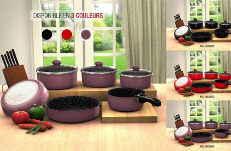 Batterie De Cuisine Herzberg   Batterie De Cuisine Herzberg Avis Idees D Images A La Maison