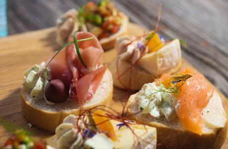 52% cours de cuisine apéritif dinatoire ou menu asiatique - deal